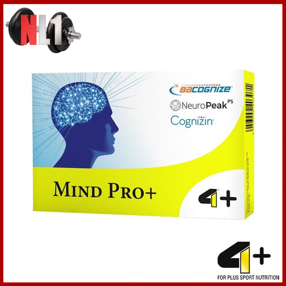 MIND PRO+ [40 CPS]