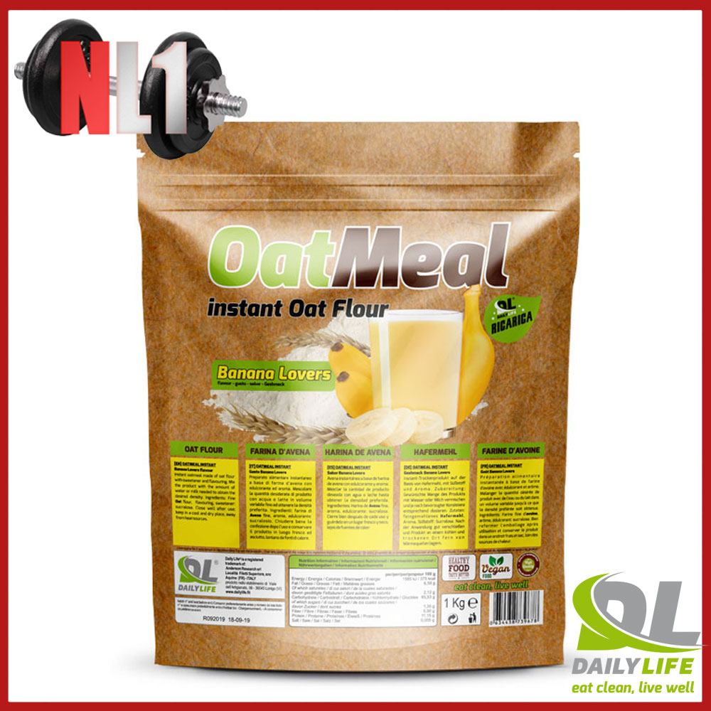 OATMEAL INSTANT [1000 G]