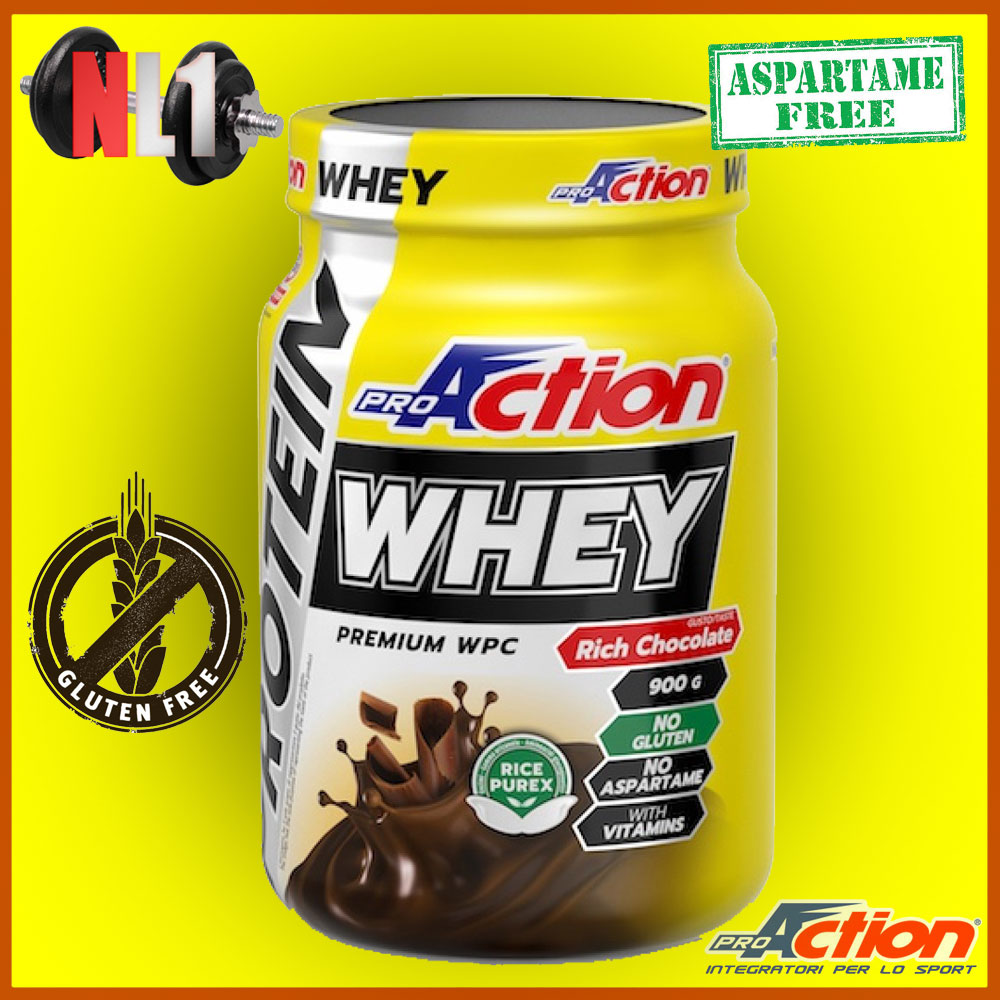 PROTEIN WHEY [900 G] - PROACTION
