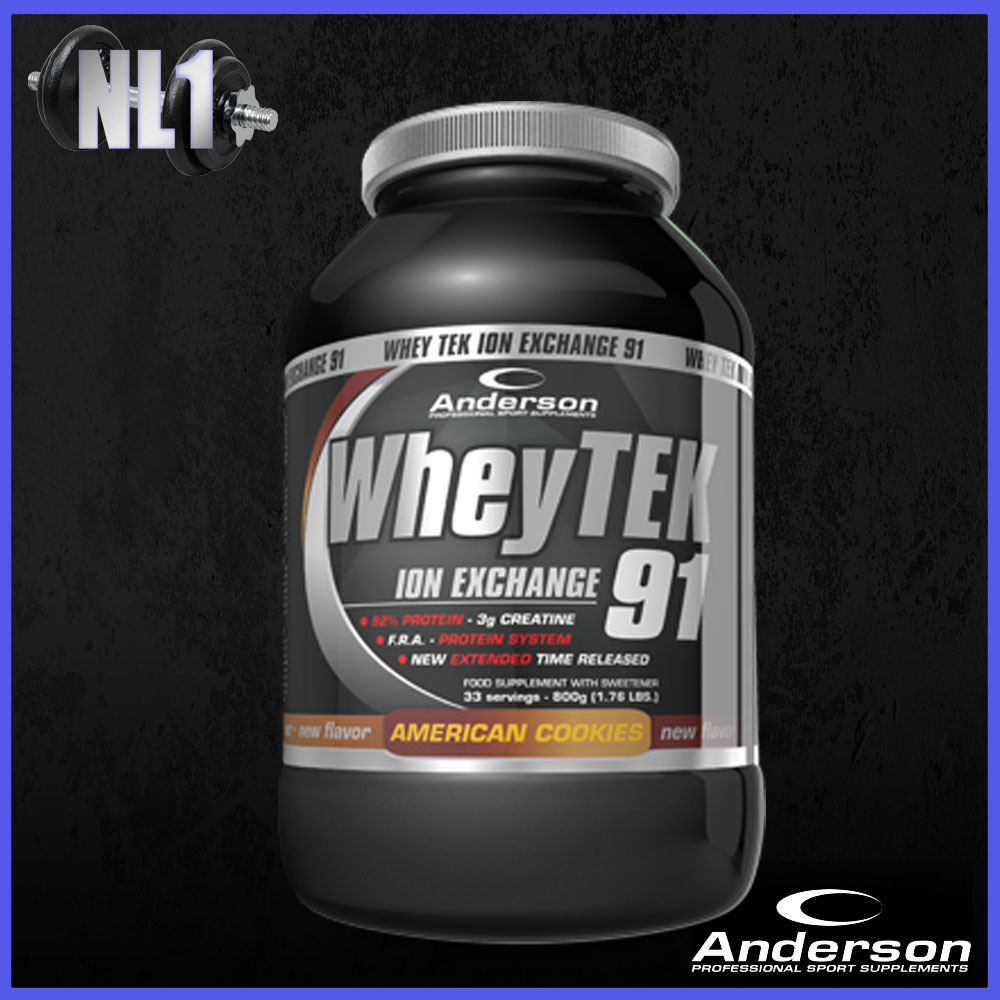 WHEY TEK 91 Ion Exchange [2000 G]