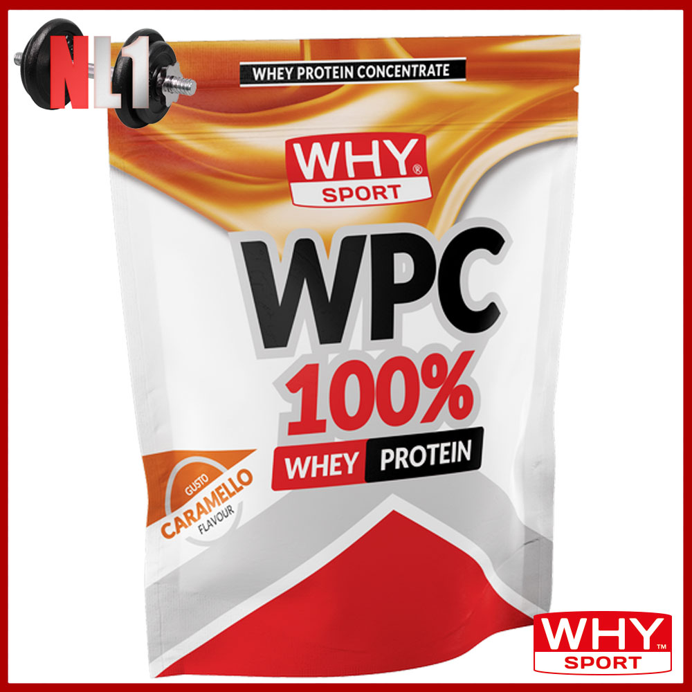 WPC 100% WHEY [1 KG]