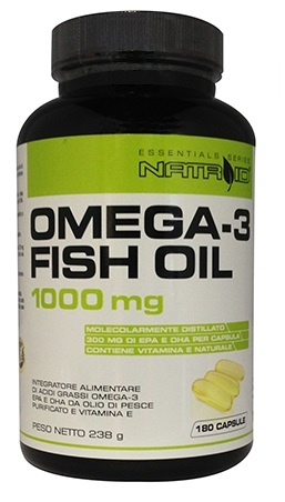 OMEGA FISH OIL 1000mg [180 caspule]